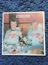 THE UNDERTONES PUNK LP RECORD HYPNOTISED ORIGINAL