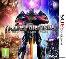 Transformers The Dark Spark Nintendo 3DS ACTIVISION BLIZZARD NEW ITALIANO CHIUSO