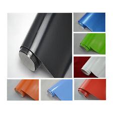 5?/m² Premium Auto Folie glänzend glanz BLASENFREI Klebe Folie selbstklebend