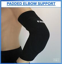 Proline Padded Elbow Support Black Neoprene Medical Arm Support Protection Brace