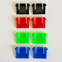 Corsair K55 Keyboard Spare Tilt Leg Foot Stand Feet set RGB Red Green Blue