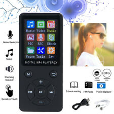 32GB Mini Portable MP3 MP4 AMV Music Player Radio Hi-Fi Lossless Sound