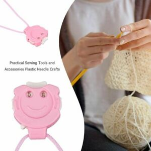 Accessories Plastic Needle Crochet Knit Yarn Stitch Knitting Row Counter