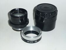 Carl Zeiss Tessar 3.5/15cm Lens Large Format  #2425156 with Nikon Adapter