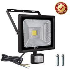 50W Motion Sensor PIR LED Flood Light Security 4500lmn Energy Class A++