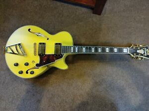 D'Angelico Deluxe SS Semi Hollowbody Electric Guitar Limited Edition Korea