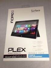 Incipio Anti-Fingerprint Screen Protector - Microsoft Surface Pro, 2 Pack CL-487