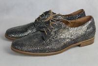 Gabor Schuhe Budapester Damen,Gr.41 (UK-7,5) Weite-G (Komfort) Neuwertig