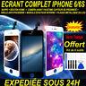 VITRE TACTILE + ECRAN LCD COMPLET POUR IPHONE 6/6s NOIR/BLANC BLOC ECRAN IPHONE