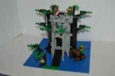 Lego Castle 6077  Forestmen's River Forteress  année 1989