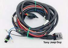 Jeep Wrangler TJ Fog Light Wiring 2003-2006 MOPAR OEM NEW