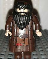 Lego Minifigur Rubeus Hagrid aus Set 4738 von Harry Potter