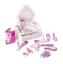 Melissa and Doug Beauty Salon Play Set and Accessories Sealed #3026