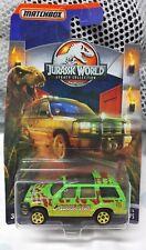 1/64 Matchbox Jurassic World '93 Ford Explorer