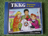 CD Hörspiel TKKG Folge 168 Millionencoup Im Stadion Nach Stefan Wolf