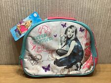More details for disney hannah montana lunch box bag make up cosmetic case collectable rare new