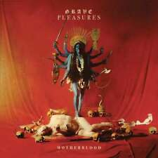 Grave Pleasures - Motherblood (Deluxe Edition) NEW CD