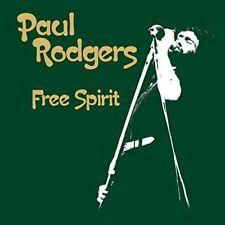 PAUL RODGERS - FREE SPIRIT  3 VINYL LP NEW!