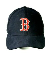 Boston Red Sox Hook Loop Strapback New Era Baseball Hat Cap