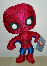 Peluche Spiderman 20 cm pupazzo originale uomo ragno supereroi plush soft toys
