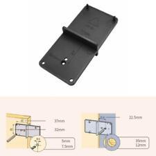 Hinge Hole Drilling Guide Locator Opener Template Door Cabinet Woodworking Tool
