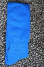 Football Socks Plain Royal Blue Youth Junior Girls Boys Rugby Hockey Size 3-6 UK