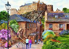 Edinburgh, Vennel Street Jigsaw Puzzle (1000-Piece)