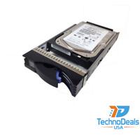 "ibm 40K1044 146gb sas internal 15000 rpm 3.5"" hard drive 26K5842 39R7350"
