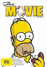 The Simpsons - The Movie (DVD, 2007) == PAL 4 = SEALED = FREE POST
