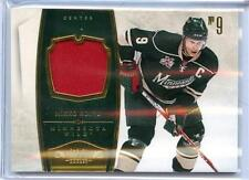 2010/11 PANINI DOMINION MIKKO KOIVU GAME/WORN MATERIAL 31/99