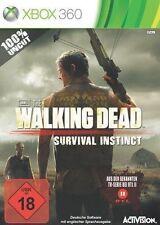 Microsoft XBOX 360 Spiel * The Walking Dead: Survival Instinct *******NEU*NEW*18