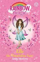 Elle the Thumbelina Fairy: The Storybook Fairies Book 1 (Rainbow Magic),Daisy M