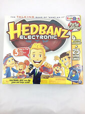 Hedbanz Electronic Party Edition Bonus Cards Headbands TRU Exclusive Spin Master