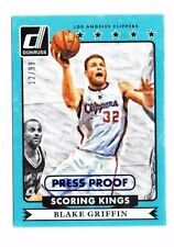 Blake Griffin 2014-15 Donruss, Scoring Kings, Press-Proof, (Blue), /99 !!