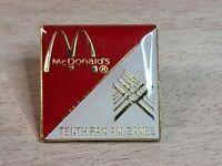 Vintage The Tenth Pan Am Games Lapel Pin Olympics McDonald's Collector