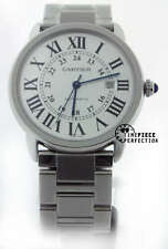 Cartier Ronde Solo Mens Stainless Mens Watch W6701011 42mm