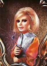 VINTAGE THUNDERBIRDS LADY PENELOPE G. ANDERSON COLOUR PHOTO POSTER A3 REPRINT