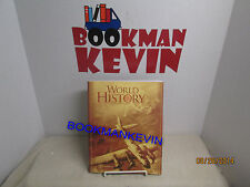 Bob Jones World History BOOK B w/Student Activities Third Edition VG (R1SEF)321