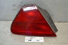 1998-2002 Honda Accord coupe 2 door Left Driver Genuine OEM tail light 04 4B3