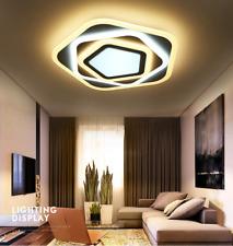 LED 3D Deckenlampe Leuchte 85W einstellbar Fernbedienung TÜV geprüfte Trafo A++