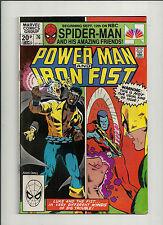 Power Man & Iron Fist  #76 FN