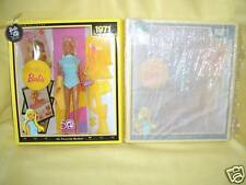 MY FAVORITE DOLL 1971 MALIBU BARBIE GIFT SET *FACTORY TISSUED* NEW