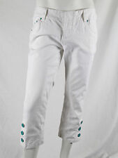 Bench Size 26 $93 CAD Ladies Hot White Capri Cool Fashion Style Jeans Pants NWT