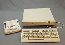 Commodore 128D Computer and Keyboard with docs - NTSC - Tested and working!