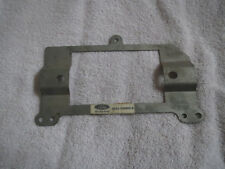 NOS 1973 - 1978 FORD GALAXIE LTD AND COUNTRY SQUIRE RADIO OPENING DASH PLATE