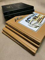 Automobile Quarterly books Full Set collection Vol 1 no1 to Vol 52 no1 all index