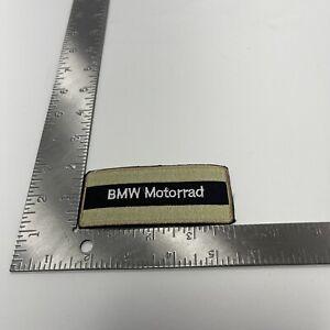 BMW MOTORRAD PATCH