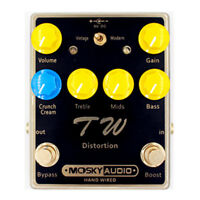 Hand-made professional guitar effect pedal TW distortion high quality