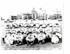 1937 TOLEDO OHIO MUD HENS 8X10 TEAM PHOTO  BASEBALL USA
