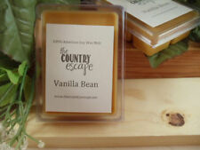 Soy Wax Vanilla Wickless Tart/Bar Décor Candles